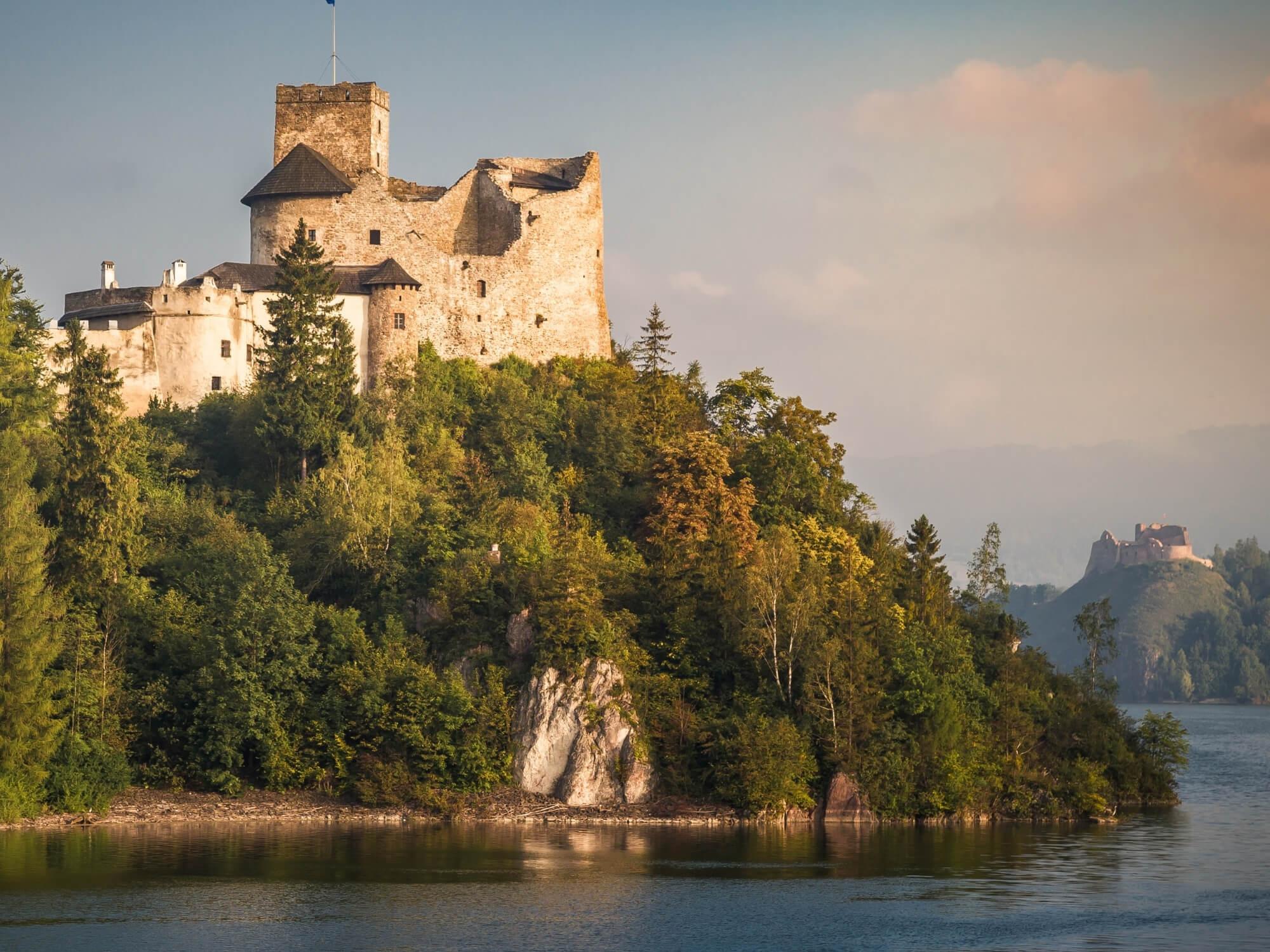 Jezioro Czortyńskie - Niedzica